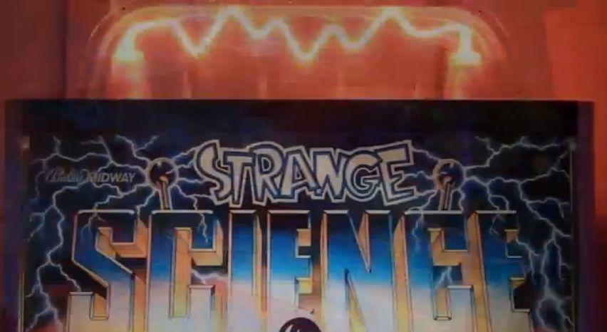 strangescience