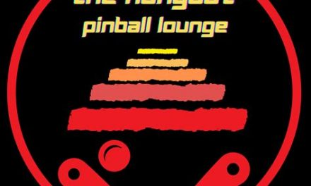 Bat City Pinball Competitions resume at The Hangout Pinball Lounge!