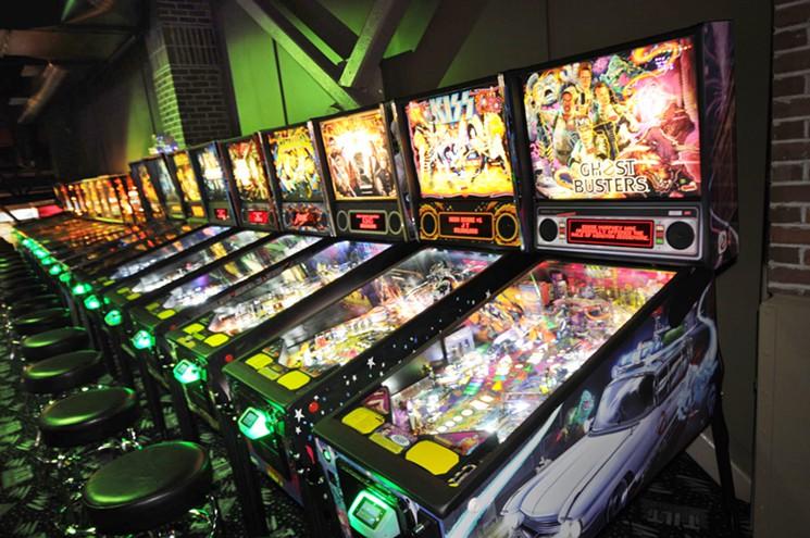 Tilt Studio Arcade Now Open in Tempe's Arizona Mills | Phoenix New Times