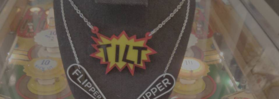 TILT necklace
