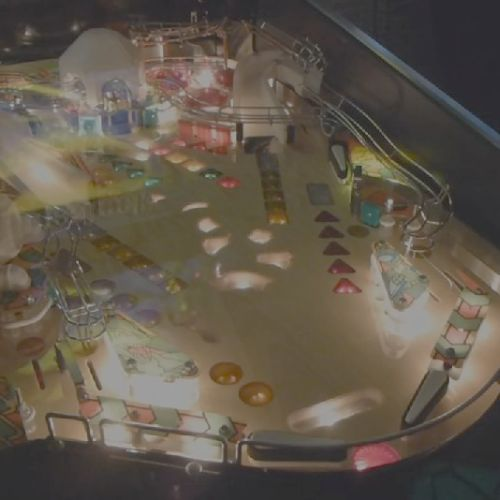 When pinball fantasies become real… [timeshock!]