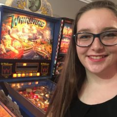 Kiwi teen races up world pinball rankings | Newshub