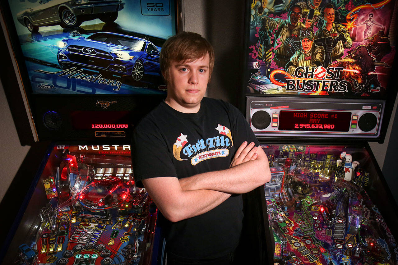 Pinball wizard from Mukilteo wins the world championship | HeraldNet.com
