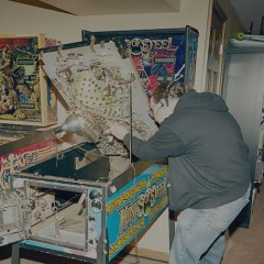 Wild comeback of tournament pinball [WIRED]